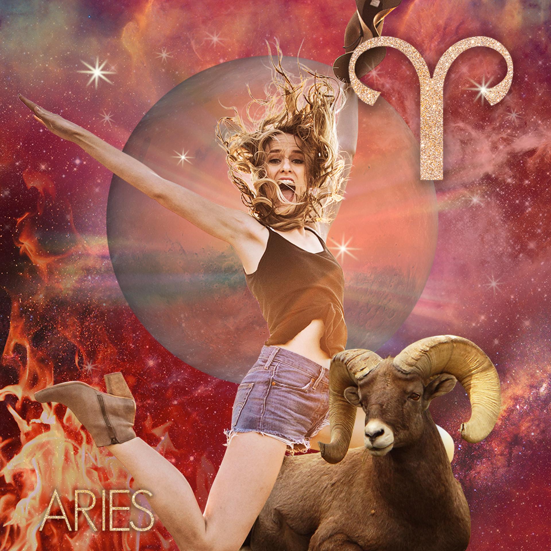 Aries weekly astrology characteristics